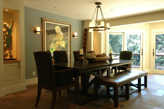 Sonoma, dining room, Contemporary Interior Design, Remodel, Kitchen, Interior design, High end